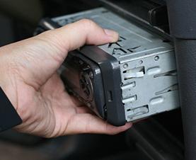 آموزش عملی نصب ضبط ماشین