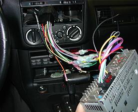 نصب ضبط خودرو