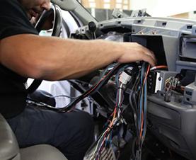 آموزش نصب پخش ماشین