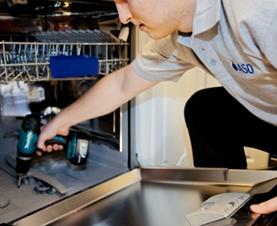 آموزش تعمیر قطعات ماشین لباسشویی