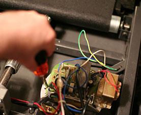 آموزش تعمیر دستگاه تردمیل