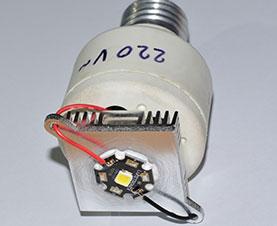 آموزش تعمیر لامپ smd