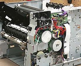 آموزش تعمیرات دستگاه چاپ