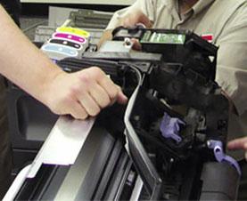 آموزش تعمیر دستگاه پلاتر
