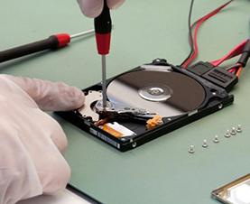 تعمیرات هارد لپ تاپ